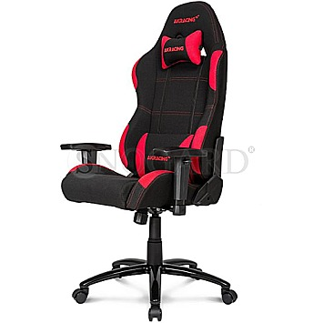 AKRACING Core EX Black/Red Gaming Chair schwarz/rot