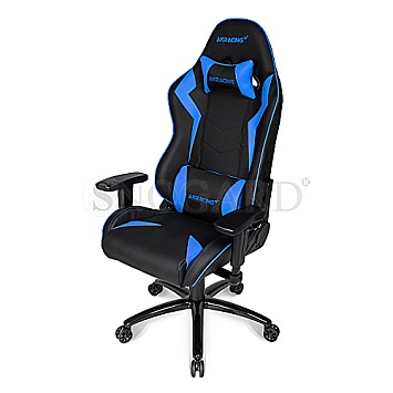 AKRACING Core SX Black/Blue Gaming Chair schwarz/blau