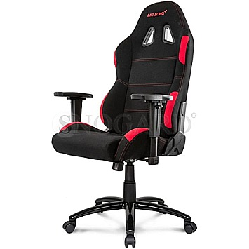 AKRACING Core EX-WIDE Black/Red Gaming Chair schwarz/rot