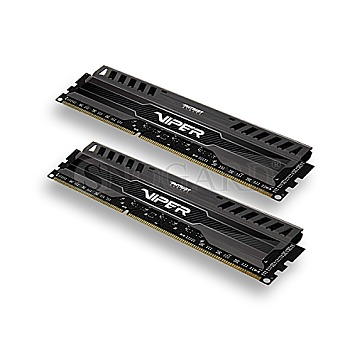 Patriot Memory Viper3, Black Mamba, DDR3-1600, CL9 - 8 GB Kit