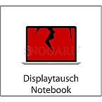 Serviceleistung Displaytausch Notebook