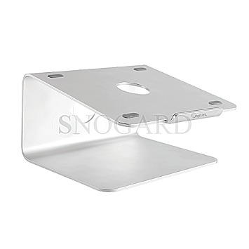 "LogiLink AA0104 Notebook Stand 11-17"" Rotary Base Aluminum"