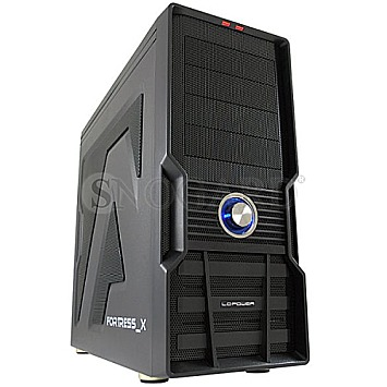 LC-Power 973B Fortress_X Gaming schwarz