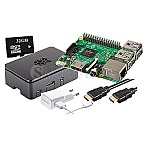 Raspberry Pi 3 Model B+ 1GB Starter Kit 32GB microSDHC 2m HDMI-Kabel schwarz