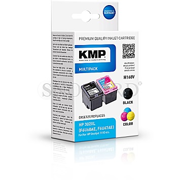 KMP H168V HP 302XL