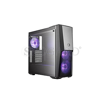 CoolerMaster MasterBox MB500 Window RGB Black