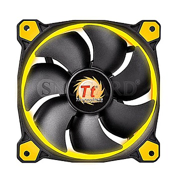Thermaltake Riing 14 LED 140mm gelb
