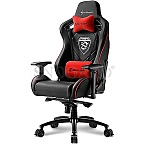 Sharkoon Skiller SGS4 Gaming Seat schwarz/rot