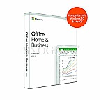 Microsoft Office 2019 Home & Business PKC PC/MAC deutsch