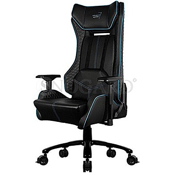 AeroCool Project 7 P7-GC1 AIR Gaming Chair schwarz/blau