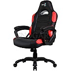 AeroCool AC80 AIR Gaming Chair schwarz/rot