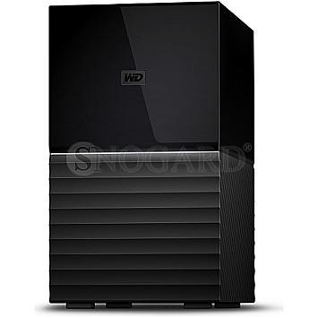 4TB WD My Book Duo USB-B 3.0