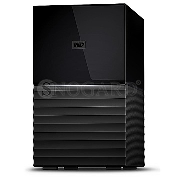 8TB WD My Book Duo New USB-B 3.0