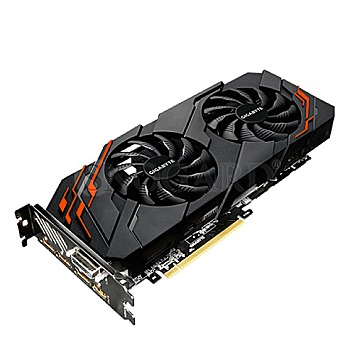 8GB Gigabyte GTX1070 Windforce OC Rev.2
