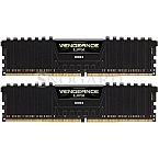 32GB Corsair CMK32GX4M2B3200C16 Vengeance LPX DDR4-3200 Kit black