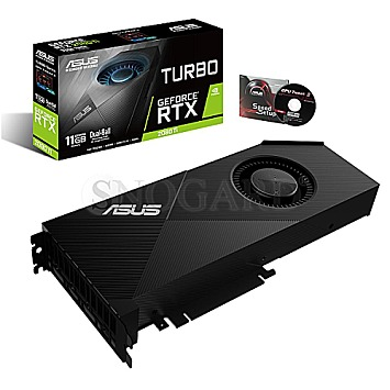 11GB ASUS TURBO-RTX2080TI-11G Turbo RTX 2080 Ti OC