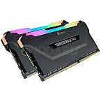 32GB Corsair CMW32GX4M2C3200C16 DDR4-3200 Vengeance RGB PRO Black Kit
