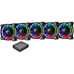 Thermaltake Riing Plus 14 LED RGB TT Premium Edition 140mm 5er Pack