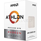 AMD Athlon 220GE 2x 3.4GHz boxed
