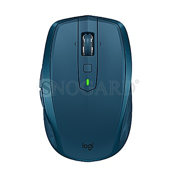 Logitech Mouse MX Anywhere 2S Midnight Teal BT