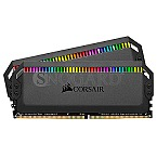 32GB Corsair Dominator Platinum RGB DDR4-3200 Black Kit