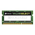8GB Corsair CMSO8GX3M1C1600C11 DDR3L-1600 ValueSelect