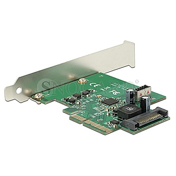 DeLOCK PCIe 1x USB 3.1 intern