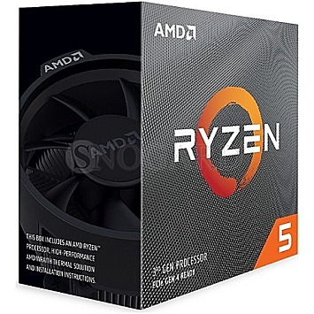 AMD Ryzen 5 3600X 6x 3.8GHz box