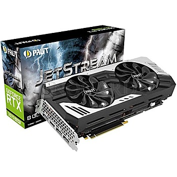 8GB Palit RTX2070 SUPER JetStream