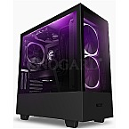 NZXT H510 Elite Window RGB Matte Black