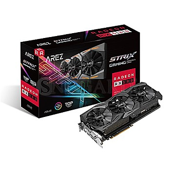 8GB ASUS AREZ-STRIX-RX580-T8G-GAMING