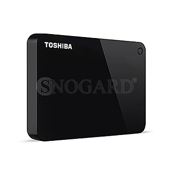 1TB Toshiba Canvio Advance USB 3.0 Micro-B schwarz