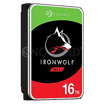 16TB Seagate IronWolf NAS HDD S-ATA CMR