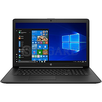 "43.9cm (17.3"") HP 17-by0018ng Jet Black Intel N4000 8GB 256GB M2 DVD-RW W10Home"