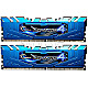 8GB G.Skill F4-3200C16D-8GRB RipJaws 4 DDR4-3200 Kit blue