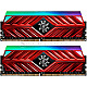16GB ADATA AX4U360038G17-DR41 XPG Spectrix D41 rot RGB DDR4-3600 Kit red