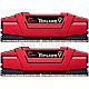 16GB G.Skill F4-3000C15D-16GVRB Ripjaws V DDR4-3000 Kit red