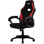 AeroCool Aero 2 Alpha Gaming Chair schwarz/rot