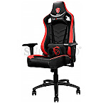 MSI MAG CH110 Gaming Chair schwarz/rot