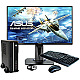 OfficeLine Mini i3-10100T W10Home- Home Office Bundle inkl.Monitor,Maus,Tastatur