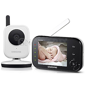 samsung sew 3036 baby monitoring system bei. Black Bedroom Furniture Sets. Home Design Ideas