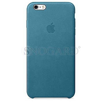 apple leather case iphone 6 plus 6s plus marine blau bei. Black Bedroom Furniture Sets. Home Design Ideas