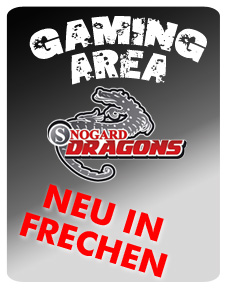 Gaming Area SNOGARD neu in Frechen